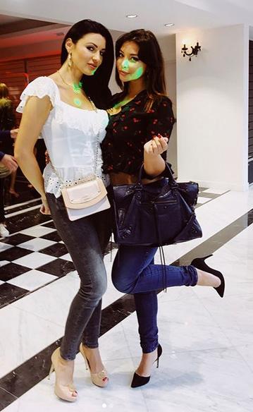 Ania et moi